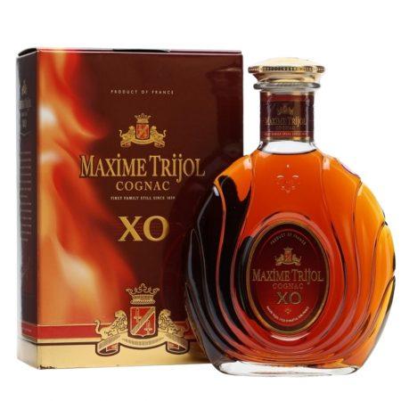 Cognac Maxime Trijol XO - divino wineshop liqeur store iasi