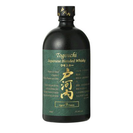 Whisky Togouchi 9 Ani - divino wineshop liqeur store iasi
