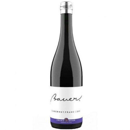 Bauer Cabernet Franc 2018 - divino wineshop liqeur store iasi