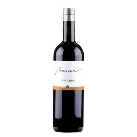 Bauer Petit Verdot - divino wineshop liqeur store iasi