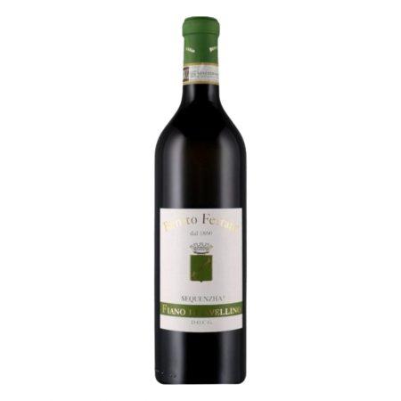 """Benito Ferrara Fiano di Avellino """"Sequenzha"""" 2019 - divino wineshop liqeur store iasi"""