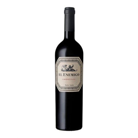 Bodega Aleanna El Enemigo Cabernet Franc 2017 - divino wineshop liqeur store iasi