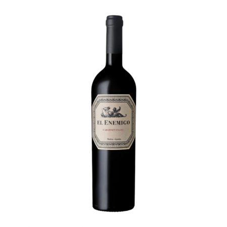 Bodega Aleanna El Enemigo Malbec 2017- divino wineshop liqeur store iasi