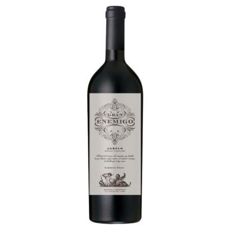 Bodega Aleanna Gran Enemigo Agrelo Single Vineyard Cabernet Franc 2016 - divino wineshop liqeur store iasi