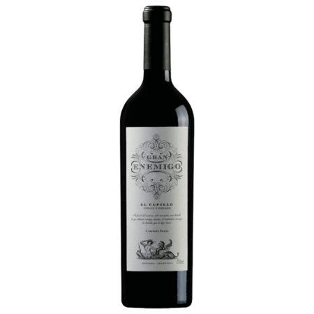 Bodega Aleanna Gran Enemigo El Cepillo Single Vineyard Cabernet Franc 2016- divino wineshop liqeur store iasi