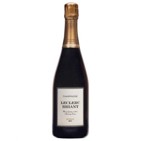 Champagne Leclerc Briant Brut Réserve - divino wineshop liqeur store iasi