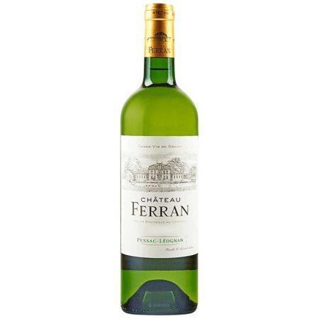 Château Ferran Pessac-Léognan Blanc 2017 - divino wineshop liqeur store iasi