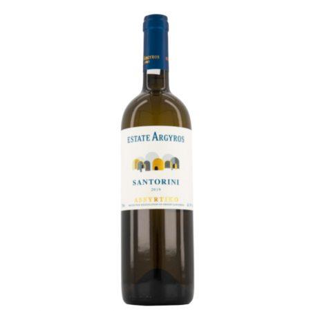 Estate Argyros Assyrtiko - divino wineshop liqeur store iasi