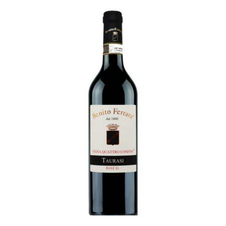 benito terrara vigna quatro confini taurasi divino wineshop liqeur store iasi