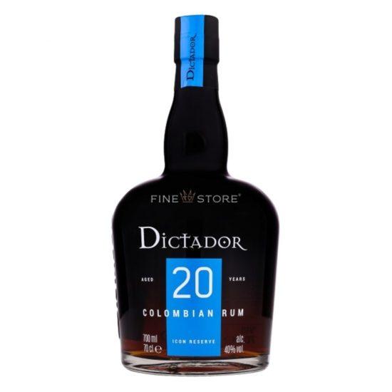Rom Dictador 12 ani - divino wineshop liqeur store iasi